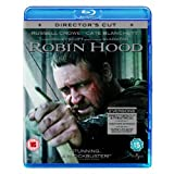 Robin Hood - Extended Director's Cut [Blu-ray] [Region Free]by Russell Crowe