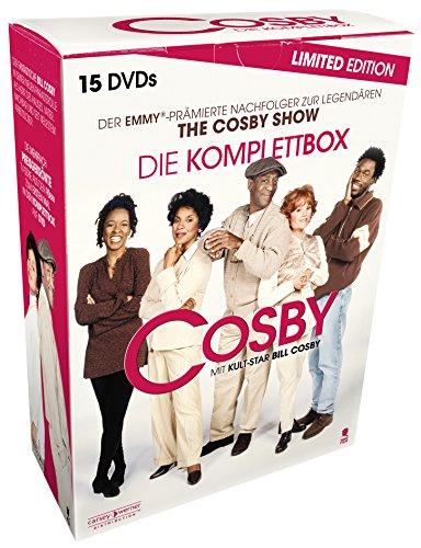 Cosby - Die Komplettbox mit allen 96 Folgen auf 15 DVDs (Limited Edition)