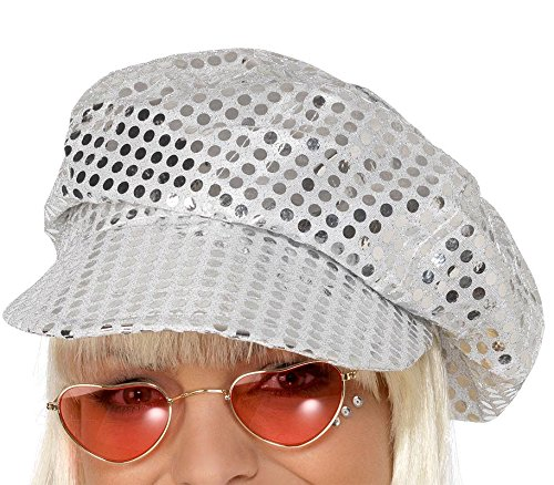 Smiffy's Women's Disco Sequin Hat