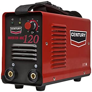 Century Inverter Arc 120 Stick Welder, 10-90 amps, 120V by The Lincoln Electric Company