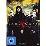 "Sanctuary - Staffel 01 [5 DVDs]von ""Amanda Tapping"""