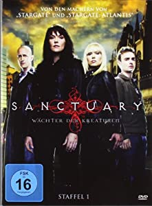 Sanctuary - Staffel 01 [5 DVDs]