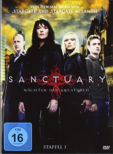 Sanctuary - Staffel 01 [5 DVDs]