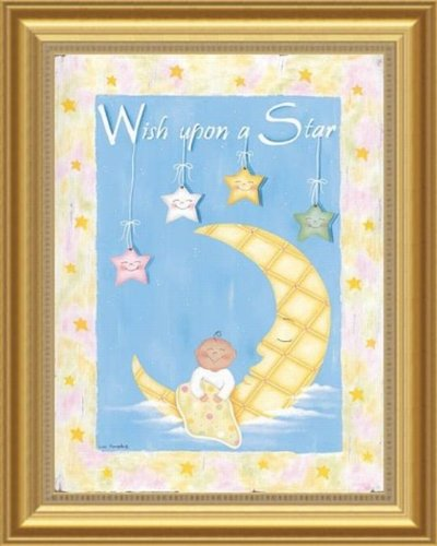 Barewalls Wall Decor, Wish Upon a Star