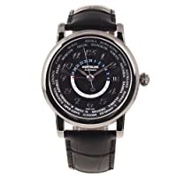Montblanc Star Collection Automatic World Time Mens Watch 106464 from Montblanc