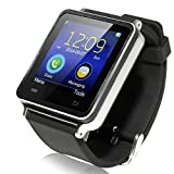 Iradish i7 Bluetooth Smart Watch Phone Sync Call with Anti-lost Alarm Function Touch Screen 240*240 Pixel/Radio/Music/Camera/Pedometer/Clock