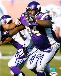 Pat Williams autographed 8x10 Photo (Minnesota Vikings) JSA by Sports Memorabilia