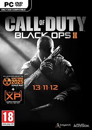 Call of Duty: Black Ops II (PC DVD)