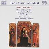 Byrd Messe für 4 Stimmen (Summerly)