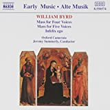 William Byrd - Masses for Four and Five Voices
