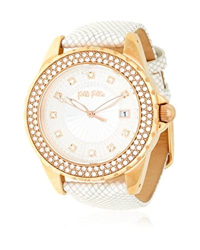 Folli Follie Reloj con movimiento Miyota Woman Ddr-Day Dream 41 mm