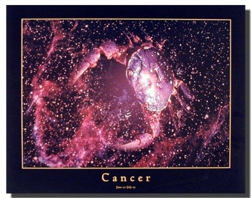 Astrology-Cancer-Jun-23-to-Jul-23-Zodiac-Wall-Decor-Art-Print-Poster-16x20