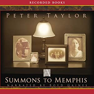 A Summons to Memphis Audiobook