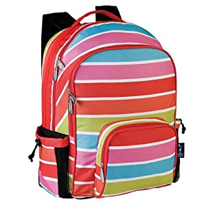 Bright Stripes Macropak Backpack