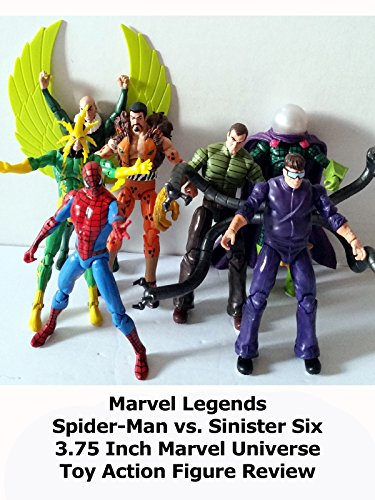 Review: Marvel Legends Spider-Man vs. Sinister Six 3.75 Inch Marvel Universe Toy Action Figure Review on Amazon Prime Video UK