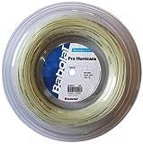 (バボラ) Babolat Pro Hurricane 200 m Reel /プロハリケーン /ナチュラルカラー/ ロール ガット /200m[並行輸入品]