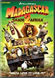 Madagascar: Escape 2 Africa [DVD] [2008] [Region 1] [US Import] [NTSC]