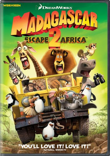Cover art for  Madagascar: Escape 2 Africa (Widescreen Edition)