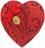 Pot of Gold Valentines Truffles Paisley Heart, 15.6 Ounce