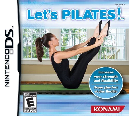 Let's Pilates - Nintendo DS - 1