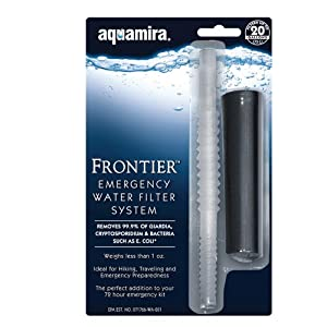 Frontier Emergency Water Filter