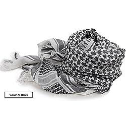Lotsa Fashion men's Cotton arafat Scarf