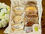 【 敬老の日用 】 プリン シュークリーム ロールケーキ チョコ チーズケーキ 半生 ケーキ いろいろセット (小サイズ 8個入り)