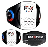 Leather Belly pads Thai boxing belly pads Martial Arts full contact Body shields