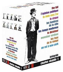 Charlie Chaplin - Coffret 10 films [Édition Limitée]