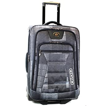 OGIO Luggage Frenzy 25-Inch Bag, Charcoal Pattern, One Size