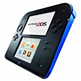 Nintendo 2DS Game Console - Black / Blue