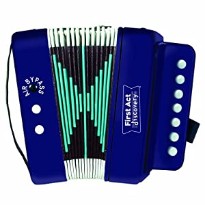 First Act Discovery FA107 Junior Accordion