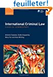 International Criminal Law: Cases and...