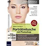 "Video-Lernkurs Portr�tretusche mit Photoshopvon ""Franzis Verlag GmbH"""
