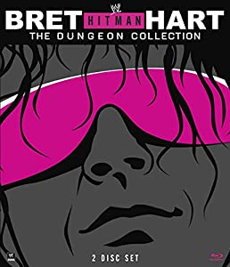 Amazon.com: WWE: Bret Hitman Hart - The Dungeon Collection [Blu-ray