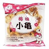 小亀せんべい梅味72g×20袋セット