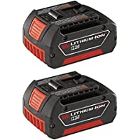 2-Pack Bosch Lithium Power Tool Batteries