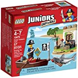 LEGO Juniors Pirate Treasure Hunt Set