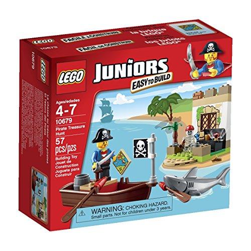 LEGO Juniors Pirate Treasure Hunt Set