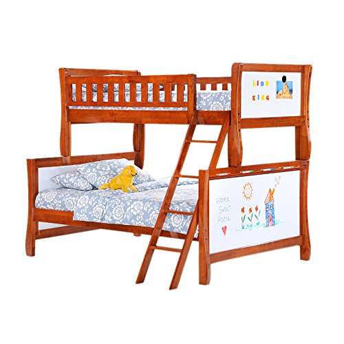 Full Over Futon Bunk Bed 5481 front