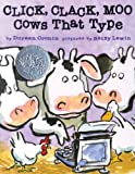 Click, Clack, Moo: Cows That Type (with audio recording) (Classic Board Books Book 1)