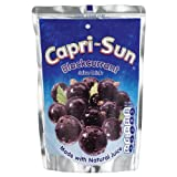 Capri-Sun Blackcurrant Juice Drink 200ml (Pack of 10)