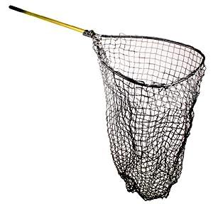 Frabill 9525 Conservation Teardrop Landing Net, 26 x 30-Inch by Frabill