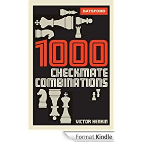 1000 Checkmate Combinations (English Edition)