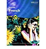 img - for Higher French Course Notes with CD (Leckie) (Paperback) - Common book / textbook / text book
