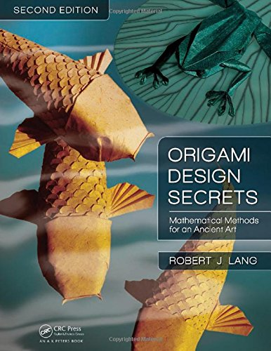 Origami Design Secrets: Mathematical Methods for an Ancient Art, Second Edition (Splitting The Second compare prices)