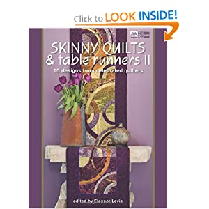 Downloads Skinny Quilts and Table Runners II: 15 Designs from Celebrated Quilters (That Patchwork Place) ebook