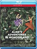 Talbot: Wheeldon: Alice's Adventures In Wonderland [Blu-ray] [2010] [Region Free]