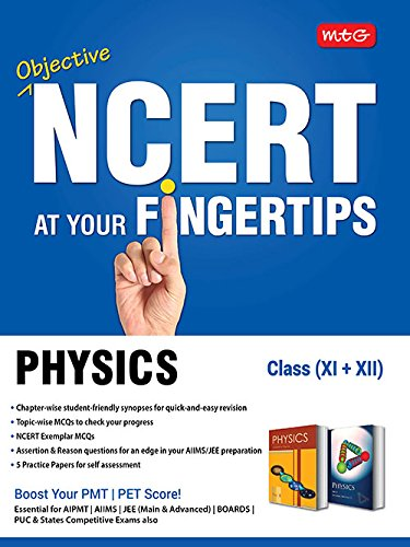 Objective NCERT at Your Fingertips Physics