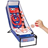 Electronic Skee Ball Trampoline Ball Bounce Game. Classic Arcade